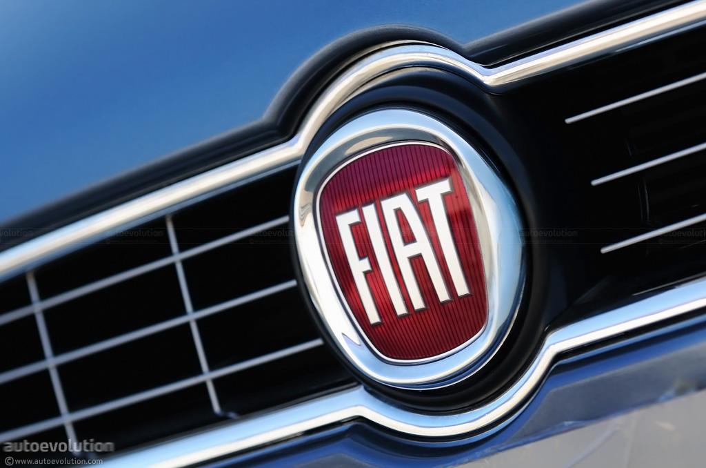 Fiatov logo na Bravo modelu