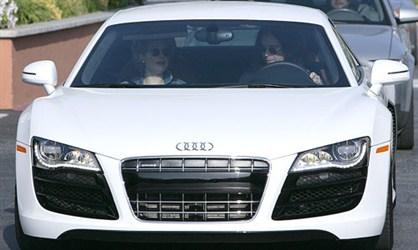 Audi R8 V10 - Ozi Ozborn