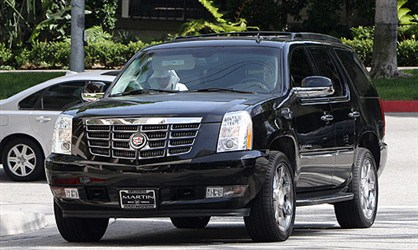 Cadillac Escalade - Lindzi Lohan