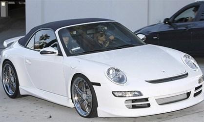 Viktorija Bekam - Porsche 911 (997) Carrera