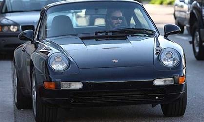 Porsche 911 - Kijanu Rivs