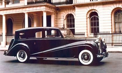 Rolls-Royce Phantom IV - britanska kraljevska porodica i državne vođe; Franko
