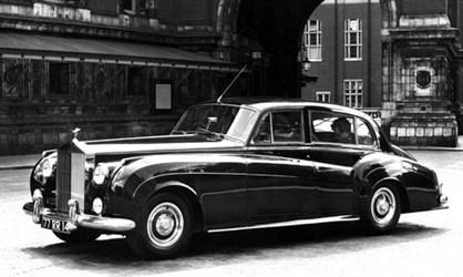 Rolls-Royce Phantom V - Tito