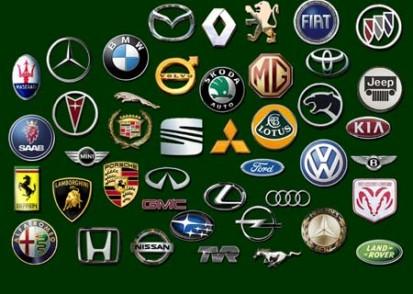 Istorija automobilskih logotipa II deo