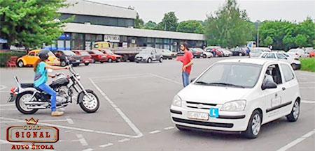 Auto škola Gold Signal poligon