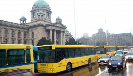 BusPlus SMS servis najave dolaska vozila počinje sa naplatom
