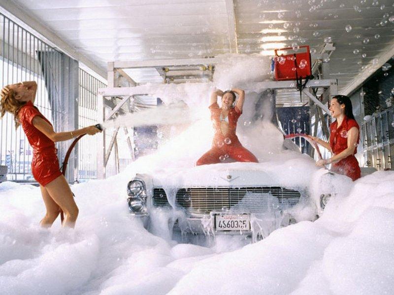 Uz svako deveto pranje automobila - besplatan seks