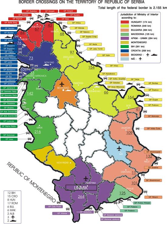 Državna granica Srbije