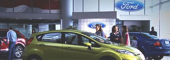 Prodaja Ford Automobila Srbija