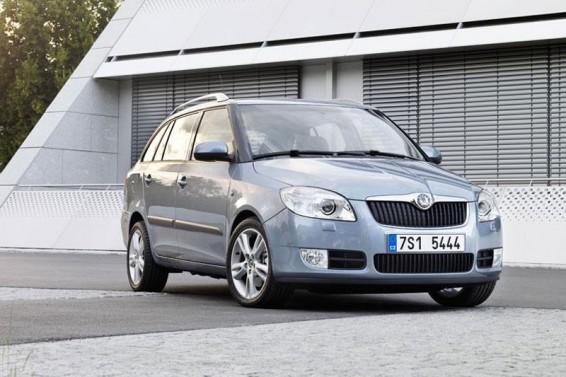 Škoda Fabia Combo