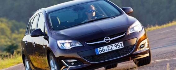 Opel Astra sa novim dizel motorom i IntelliLink sistemom