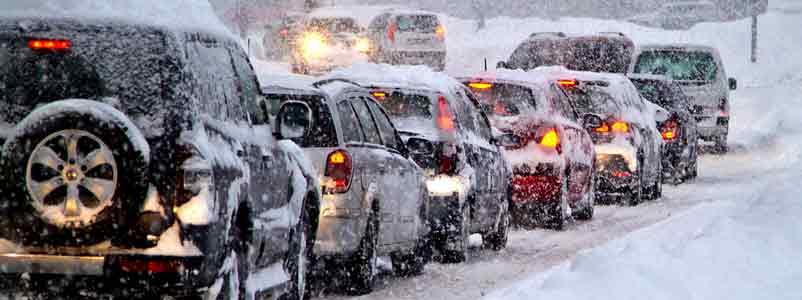 Priprema automobila za zimu