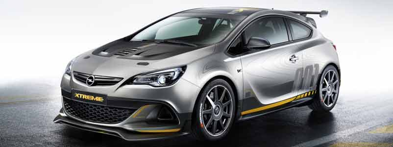 Opel Astra Extreme