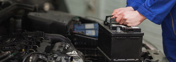Zamena akumulatora na vozilima