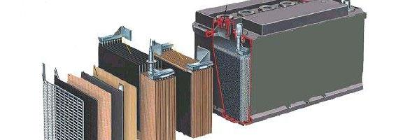 Suvi akumulator i delovi